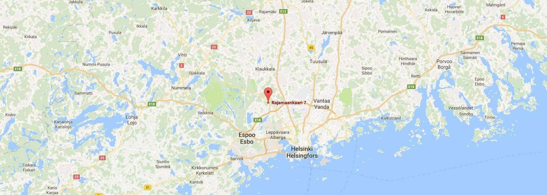 Rajamaankaari 7, 02970 Espoo